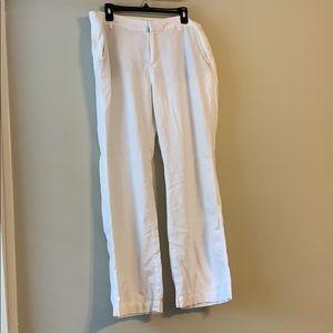Old navy linen Trouser pant